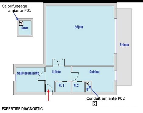 diagnostic amiante avant vente expertise diagnostic. Black Bedroom Furniture Sets. Home Design Ideas